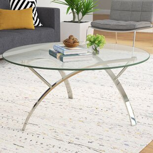 Quandro Coffee Table by Wade Logan