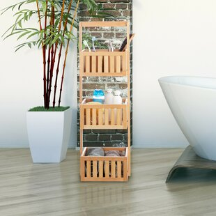 Isaac 27 X 83cm Bathroom Shelf By House Of Hampton