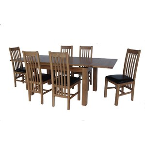 Covarrubias Upholstered Dining Chair (Set..