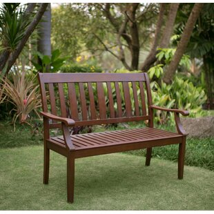 Dowling Wood Garden Bench
