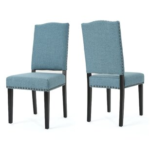 Sona Upholstered Dining Chair (Set of 2) ..