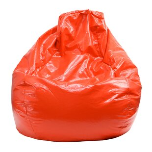 Wet Look Bean Bag Chair By Gold Medal Bean Bags