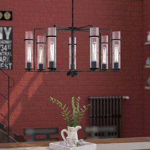 Trent Austin Design Wetumka 7-Light Shaded Chandelier