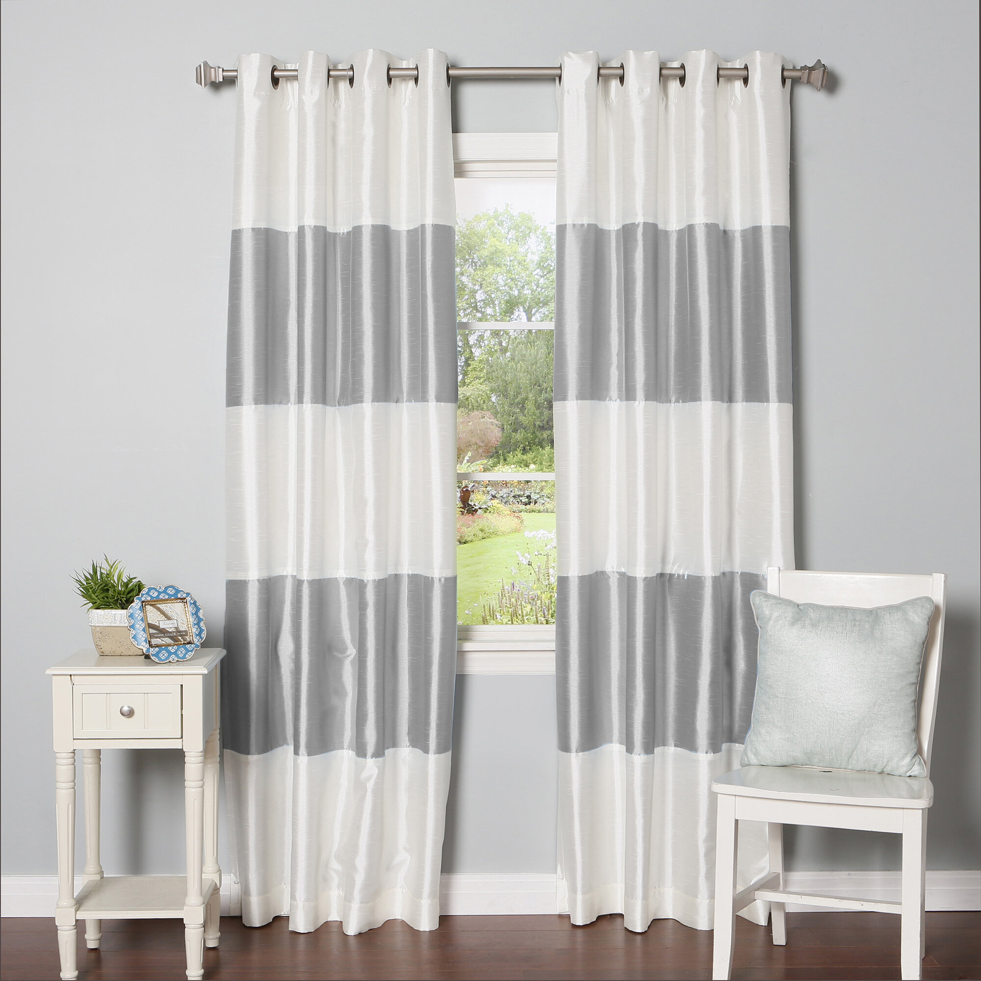 Luxury thermal Insulated Blackout Curtains