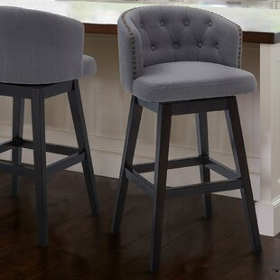 Micky 30 Swivel Bar Stool DarHome Co
