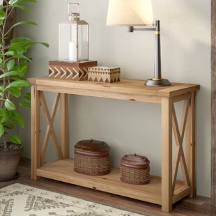 Burbury Country Lodge Console Table