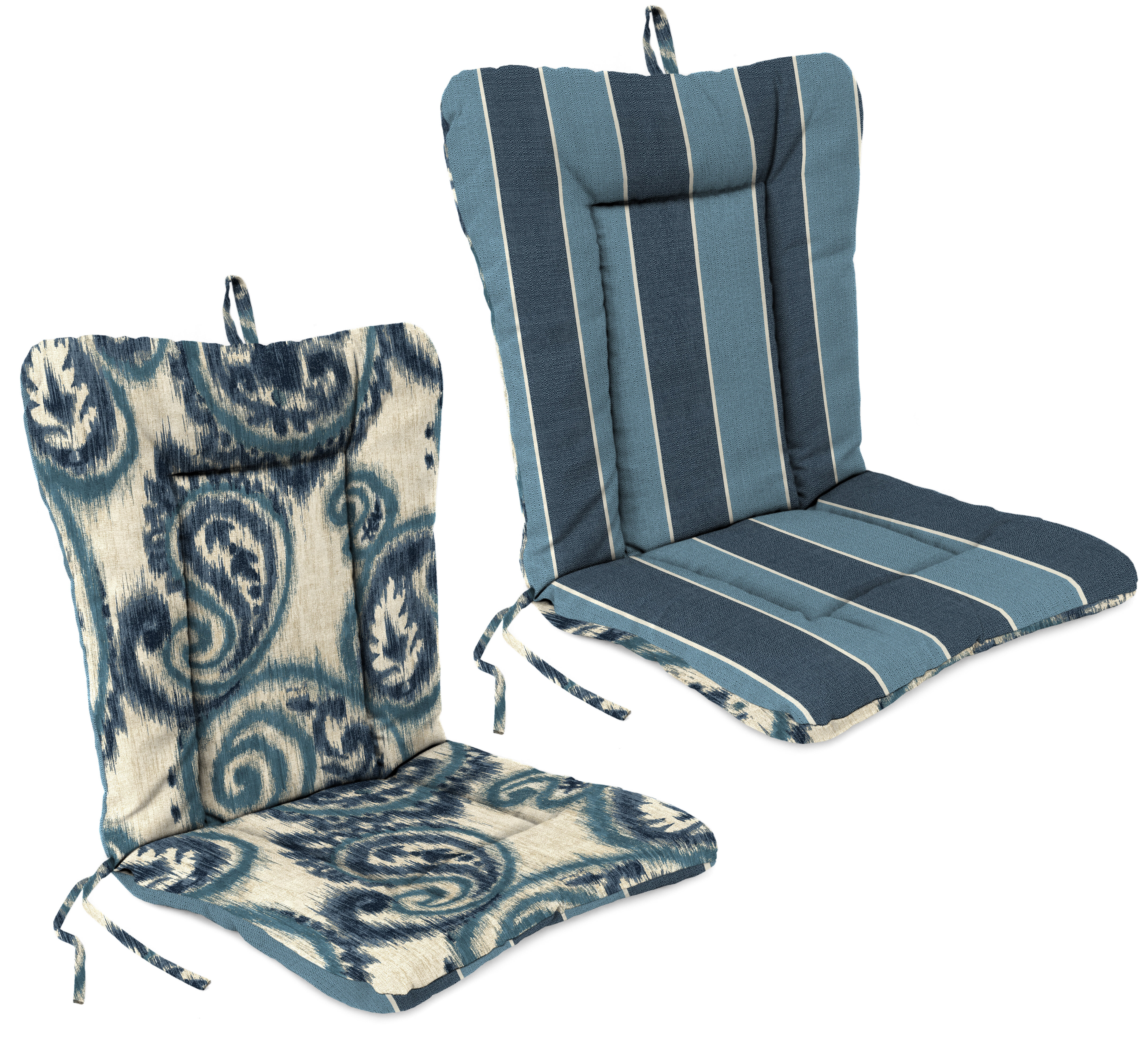 Jordan Manufacturing Indoor Outdoor Adirondack Chair Cushion Reviews Wayfair