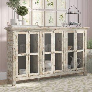 Lark Manor Eau Claire 6 Door Accent Cabinet