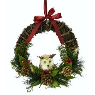 11' Wreath By The Seasonal Aisle