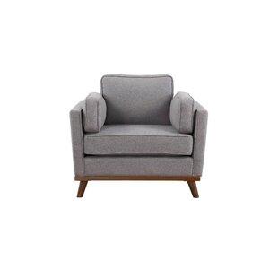 Lumpkin Armchair by Ivy Bronx