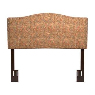 Winston Porter Laivai Upholstered Panel Headboard