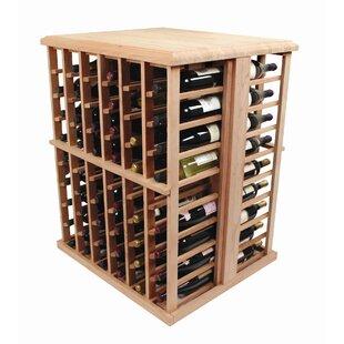Designer Series 108 Bottle Floor Wine Rack