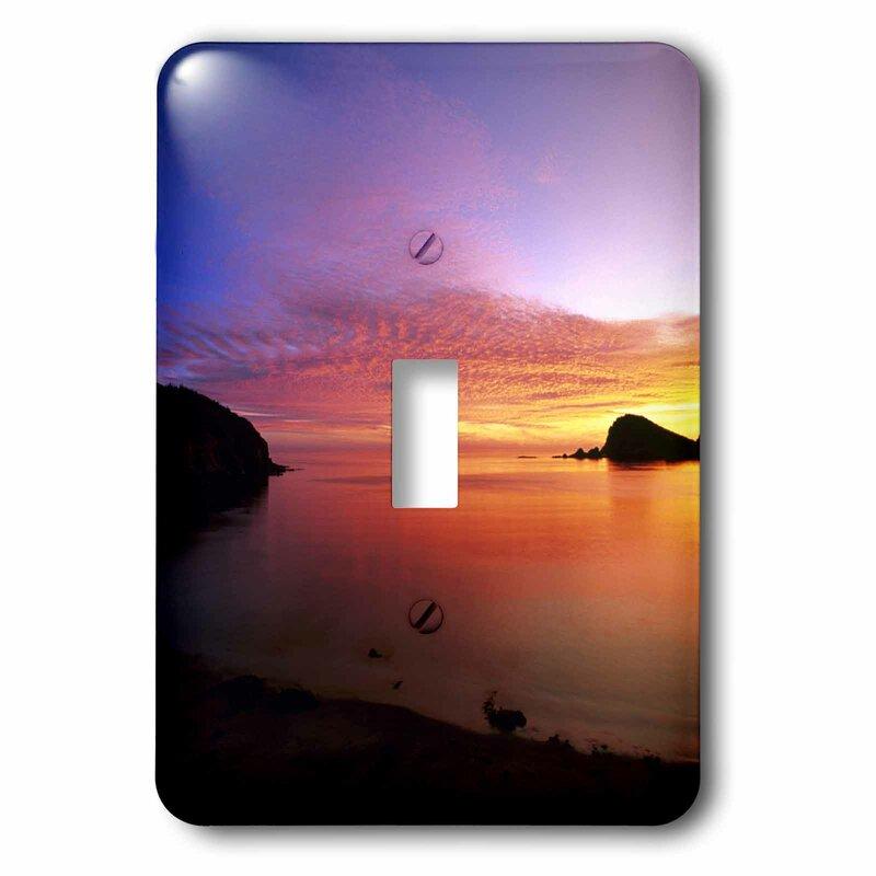 3drose Sunset San Carlos Mexico 1 Gang Toggle Light Switch Wall Plate Wayfair