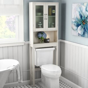 Over The Toilet Storage Cabinets | Bathroom Etagere | Wayfair.ca You ...