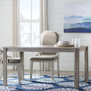 Brixton Dining Table by Highland Dunes Modern