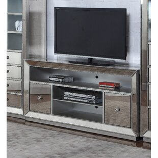 Mirrored TV Stand for TVs up to 58