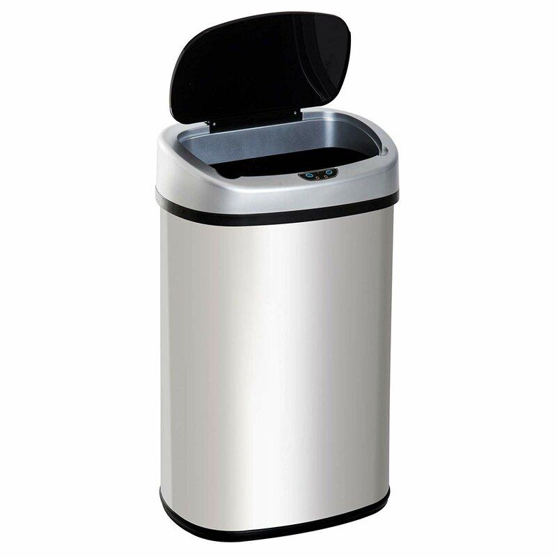Sensor dustbin Infrarot-Sensor Trash kann LJT Trash kann