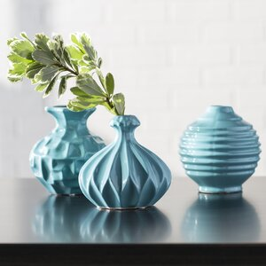 3 Piece Table Vase Set (Set of 3)