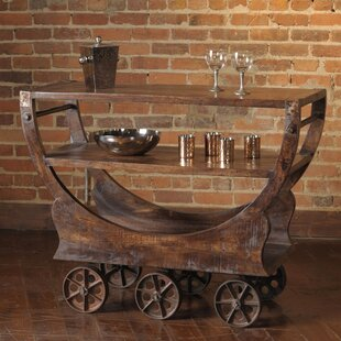 William Sheppee Mill Bar Cart