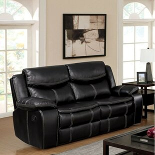 Check Prices Binh Reclining Loveseat by Red Barrel Studio Reviews (2019) & Buyer's Guide