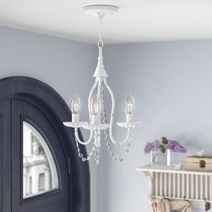 Ophelia & Co. Florentina 3-Light Candle S..