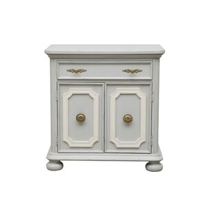 Artrip Painted 1 Drawer Cabinet By One Allium Way