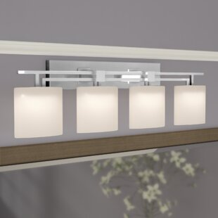 Brayden Studio Luzerne Aero 4 Light Vanity Light