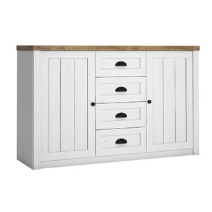 Alsup 6 Drawer Combi Chest By Brambly Cottage