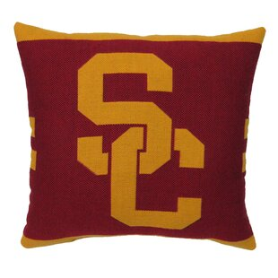 NCAA College Throw Pillow ByThe Northwest Company