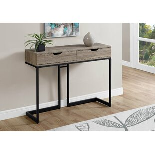 Hampton Console Table By Wrought Studio