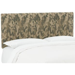 Sage Upholstered Panel Headboard by Viv + Rae