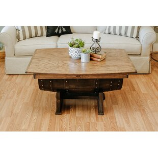 Napa East Collection Coffee Table with Li..