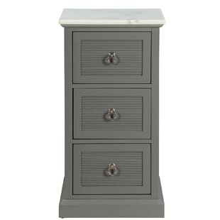 Heaton 1 Drawer Accent Chest by Highland Dunes