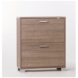 Affordable 12-Pair Shoe Storage Cabinet By Sarmog