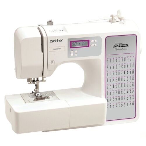 Brother Sewing Project Runway Computerized Sewing Machine