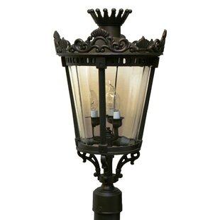 Phillipstown TC4350 Series 3-Light Lantern Head by Alcott Hill