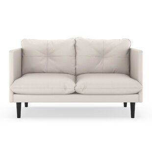 Shop Scheid Vegan Loveseat by Orren Ellis