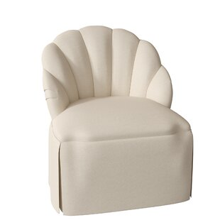 Camille Slipper Chair by Duralee Furniture