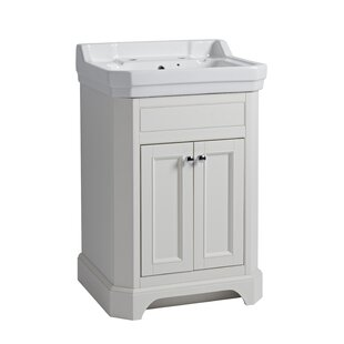 Melany 59cm Free-standing Vanity Unit Base By August Grove