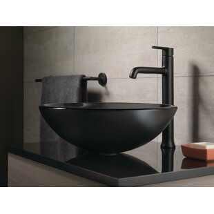 Affordable Trinsic® Vessel Sink Bathroom Faucet and Diamond™ Seal Technology ByDelta