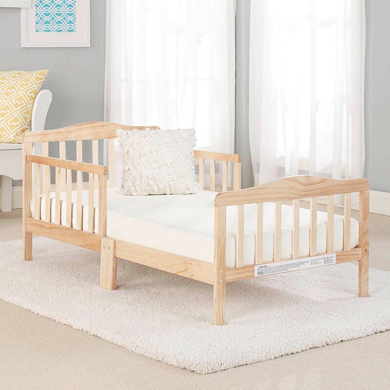 Big Oshi Platform Toddler Bed