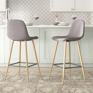 Clio 73cm Bar Stool (Set Of 2) By Corrigan Studio