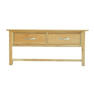 Marley 2 Drawer Coffee Table By Natur Pur