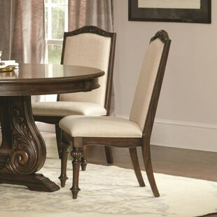 Affordable Abdul-Salaam Upholstered Dining Chair (Set of 2) by One Allium Way Reviews (2019) & Buyer's Guide
