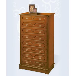 Aubrie 8 Drawer Chest Of Drawers By Rosalind Wheeler