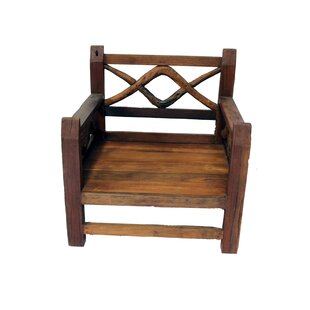 Home and Garden Direct Teak Patio Chair w..