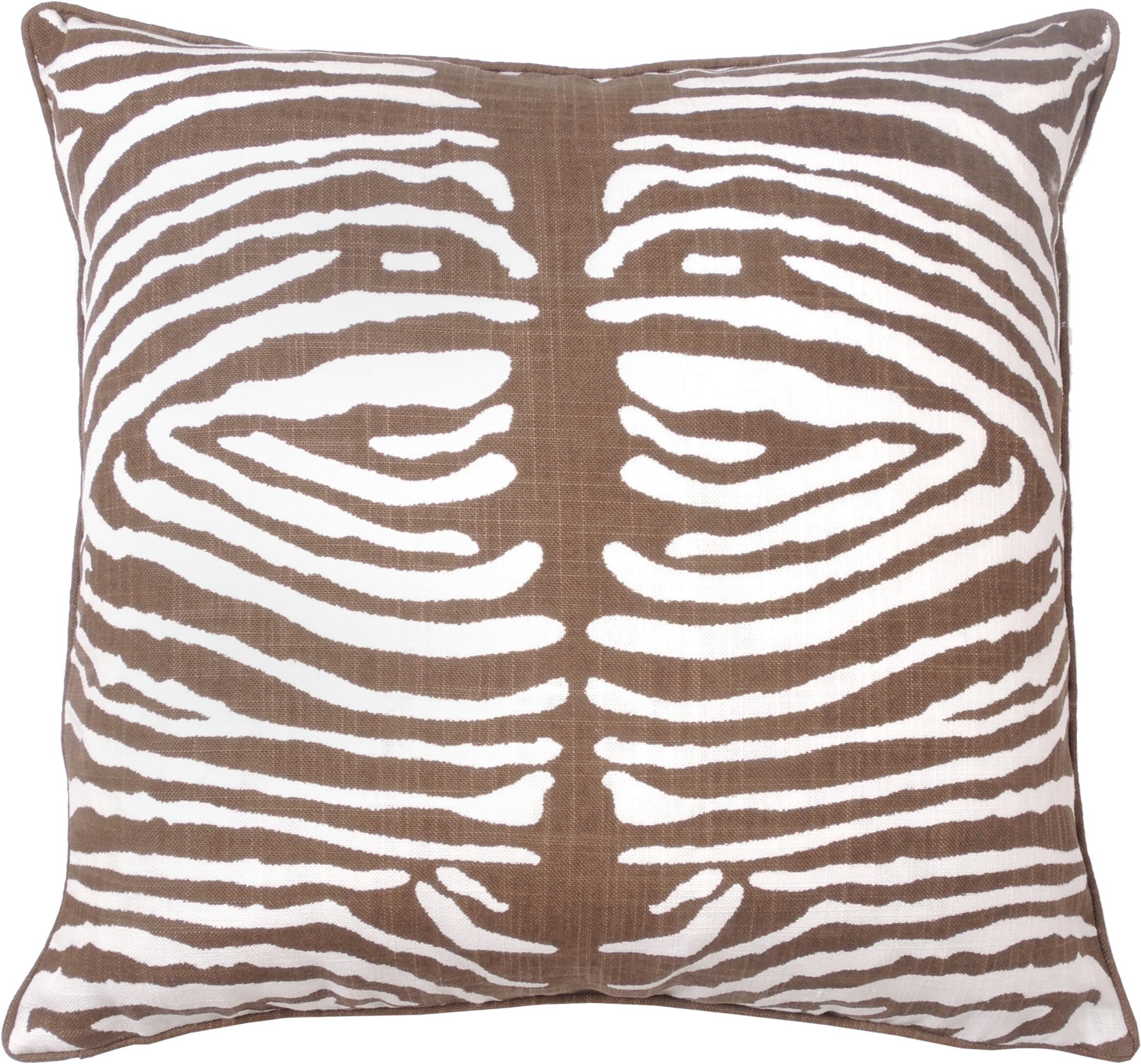 Strange Zebra Throw Pillow Uwap Interior Chair Design Uwaporg