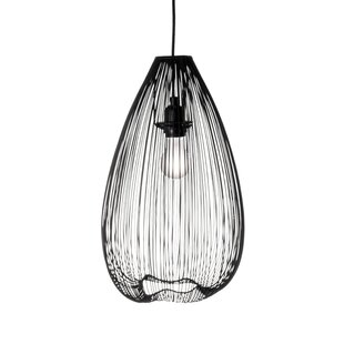 Brayden Studio Pennell 1-Light Geometric Pendant