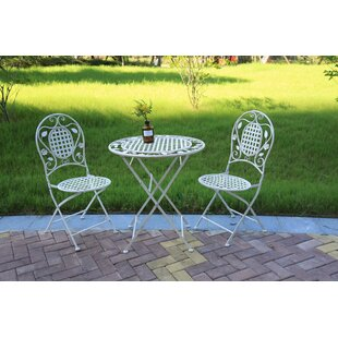 Traskwood 2 Seater Bistro Set By Sol 72 Outdoor