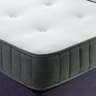 Adelaide Open Coil Mattress By Symple Stuff